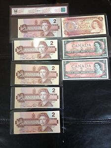 Silver, old money, coins, currency