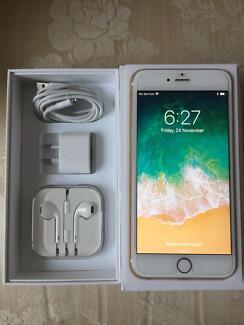 Excellent condition iphone 6 Plus 128Gb Gold