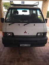 Mitsubishi work van for urgent sale Cannington Canning Area Preview