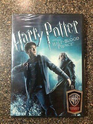 Harry Potter and the Half-Blood Prince DVD - New Factory Sealed - Free Shipping