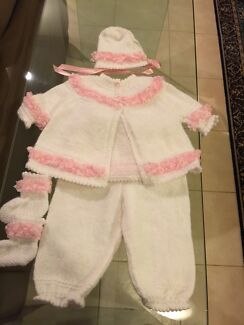 Knitted baby / doll clothes Bicton Melville Area Preview