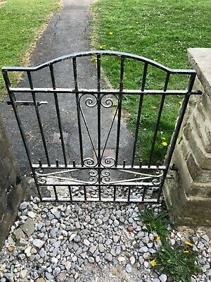 *** Quality Cast Iron Gate ***