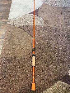 Carrot Stix Fishing Rod - Need Gone ASAP