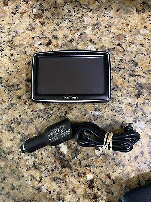 TomTom XL 4EM0.001.02 Car Navigation System Tom Tom N14644, GPS +Chargerbundle