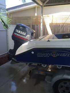 18ft Sunrunner 1800 Biggera Waters Gold Coast City Preview