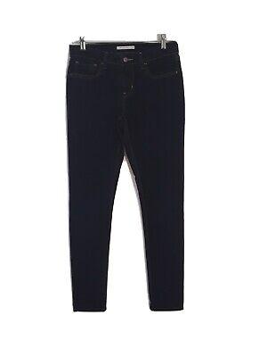Levi's 710 Super Skinny Dark Wash Stretch Women's Jeans Size 30