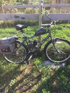 Schwinn commuter series bicycle with motor