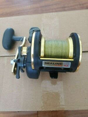 **NEW DAIWA SEALINE SW CONVENTIONAL REEL SL-X40SHA