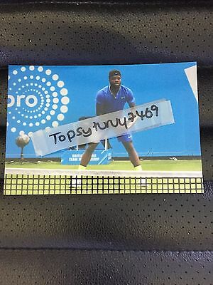 Frances Tiafoe Tennis Photo Aegon Wimbledon 2017 6X4 Inch