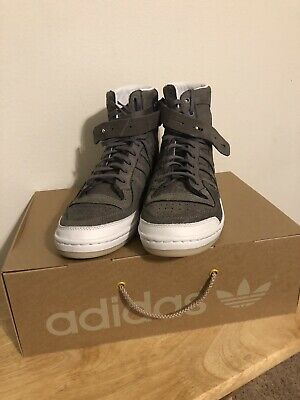 Forum Leather (Adidas Forum REAL LEATHER Crafted Pack Men's Size 11 Shoes&Cleaning KIT BW1253 )