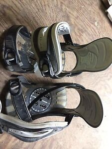 Head and rossignol snowboard bindings