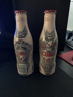 Jean Paul Gauliter DIET COKE Coca Cola Limited Edition Tattoo