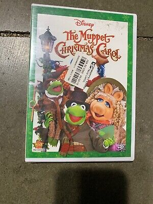 The Muppet Christmas Carol (DVD, 2005, 50th Anniversary Edition) New Sealed ()