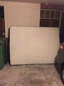 Free ikea firm Queen size foam mattress Ascot Belmont Area Preview