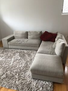 Sectional Couch $500, Bought for over $4000