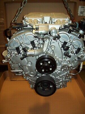 2016-2019 Cadillac ATS-V New 3.6L Twin-Turbo Engine Assembly OEM# 12675678 HRN