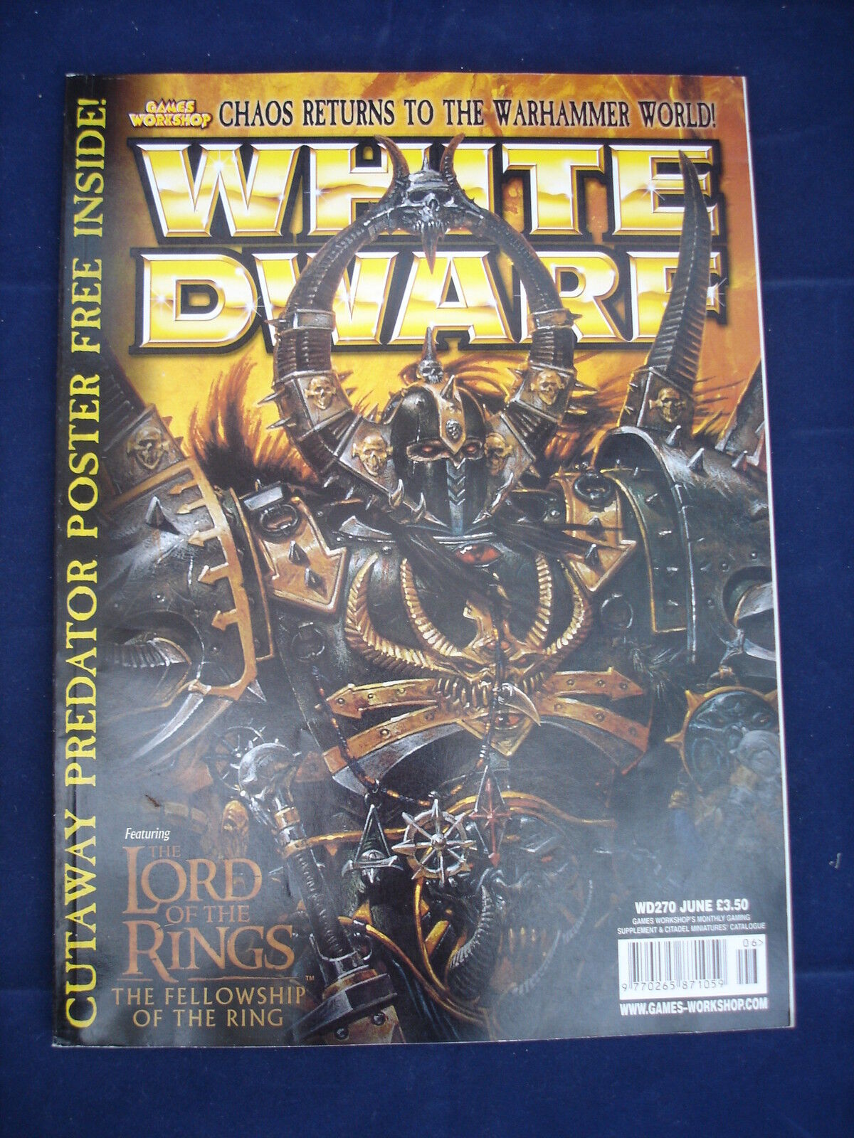 white dwarf back issues - photo #41