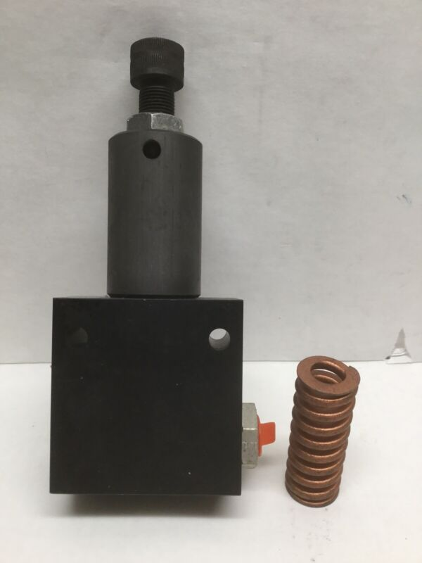 Jergens 61640 Sequence Valve Large