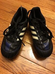 Adidas Soccer Shoes Little Kid Size 10