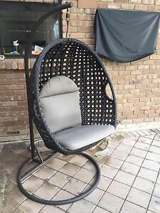 Mimosa Resin Wicker Egg Chair Highbury Tea Tree Gully Area Preview
