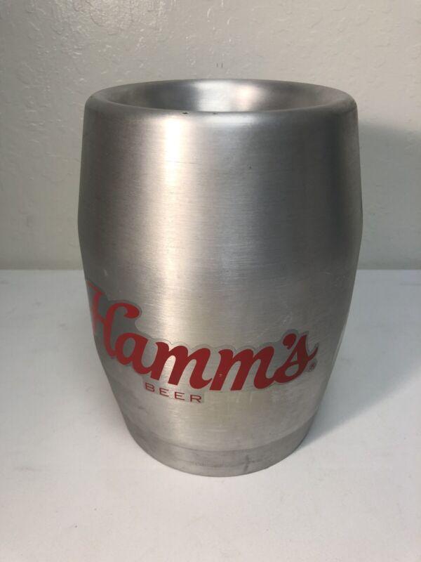 VTG Hamm's Beer Coin Bank Pony Keg Hamm Brewing Co Reynolds Aluminum Tapper