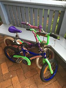 Kids bikes Cotswold Hills Toowoomba City Preview