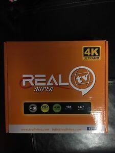 Real TV super