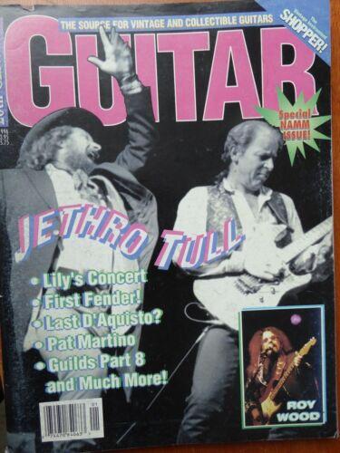 2oth Century Guitar Magazine - January1996
