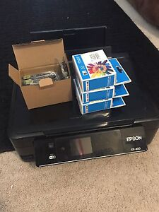 Epson XP-400 with ink
