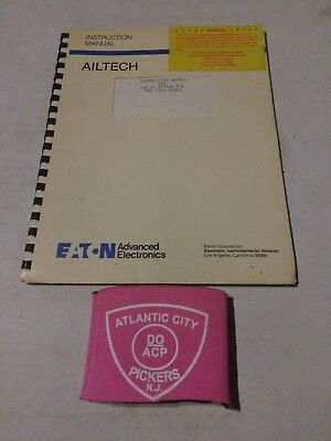 Ailtech The 09 Option For 7541 Panfi Instruction Manual