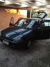 1997 Toyota Starlet 5 door Manual Rowville Knox Area Preview