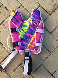 Girls Swimming Vest Redcliffe Belmont Area Preview