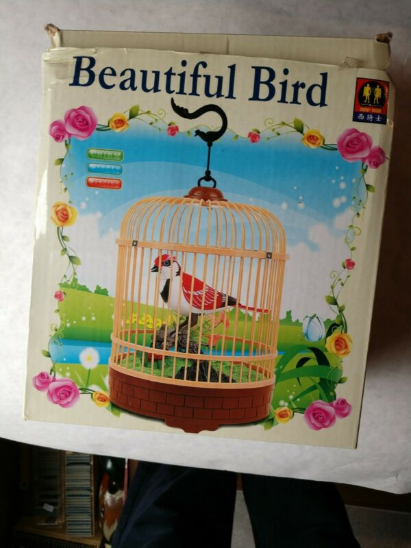 Beautiful Bird By helong Toys
