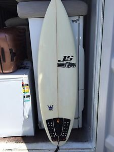 JS Surf Board 6'0 Burleigh Heads Gold Coast South Preview