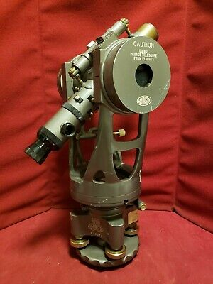 Vintage Brunson Land Surveyor Model 75 -8541