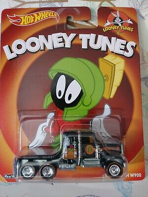 HOT WHEELS 1/64 POP CULTURE LOONEY TUNES KENWORTH W900 new FREE SHIPPING