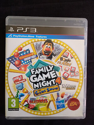 Family Game Night 4: The Game Show (Playstation 3 / PS3) ()