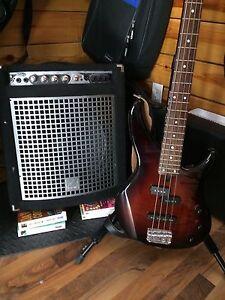 Ampli Bass YORKVILLE  100 watts