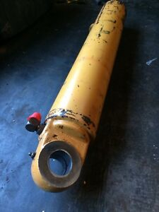 Case Backhoe Hydraulic Cylinder Barrel