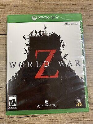 World War Z - Xbox One ... F5