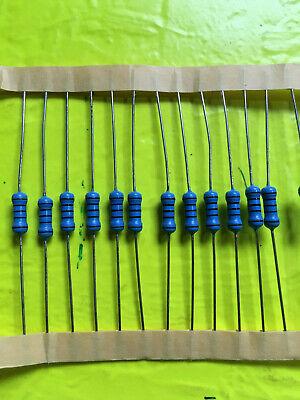 Koa 100 Ohm 12 Watt 12w 1 Tolerance Metal Film Resistors Pick Qty 10-100pcs
