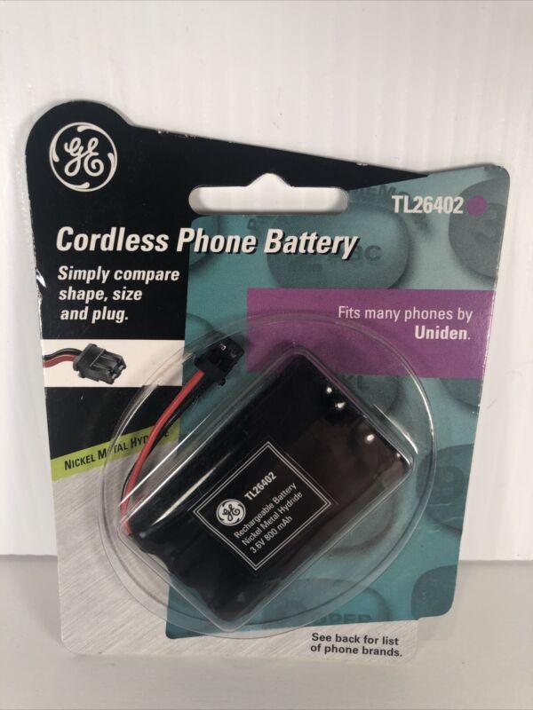 Battery for Uniden PowerMax 5.8GHz 30878864022, Powermax 2.4 GHz, GE TL26402