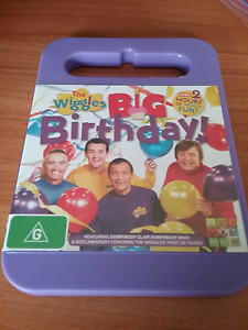 The Wiggles...Big birthday Dvd Lara Outer Geelong Preview
