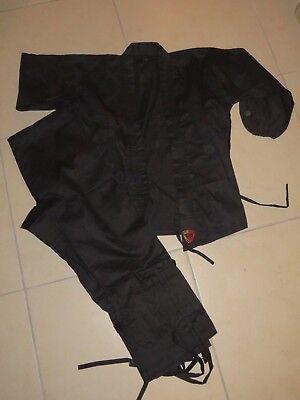 Ninja Anzug Fasching Karneval Kostüm Größe - Ninja Anzug Kostüm