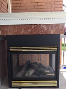 Napoleon Direct Vent Gas Fireplace BGD40