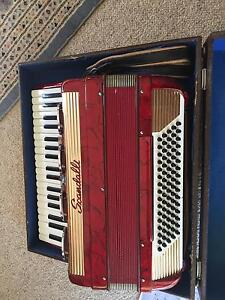 Piano accordion Woodside Adelaide Hills Preview