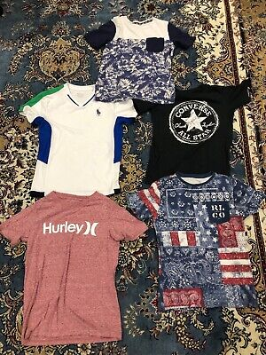 Youth Boys Clothing (Ralph Lauren - Converse - Hurley) *Excellent Condition* Hurley Kids Clothing