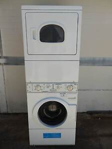 Stacked washer dryer commercial- delivery available Aus wide Spotswood Hobsons Bay Area Preview