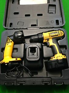 Dewalt 14.4v DE90942 Drill battery not working Capalaba Brisbane South East Preview
