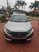 2016 Honda Civic Sedan RS LOW KMS Sydney City Inner Sydney Preview